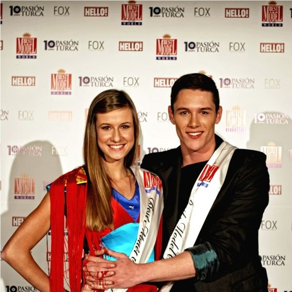 Izabrani predstavnici za Best Model of the World 2011