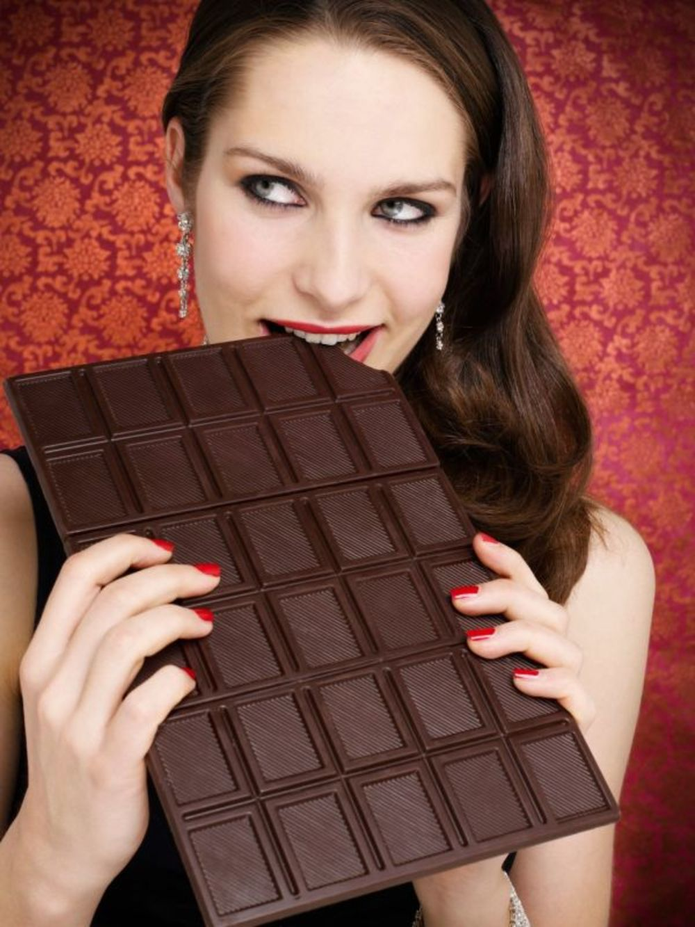 Смешная картинка шоколад