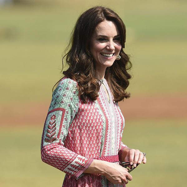 Pod suncem Indije: 5 jednostavnih ali fenomenalnih haljina Kejt Midlton (FOTO)