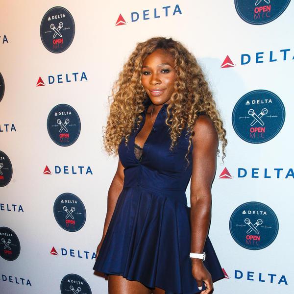 Od juče je njen stomačić TEMA BROJ JEDAN: Serena Vilijams otkrila da li je zaista trudna