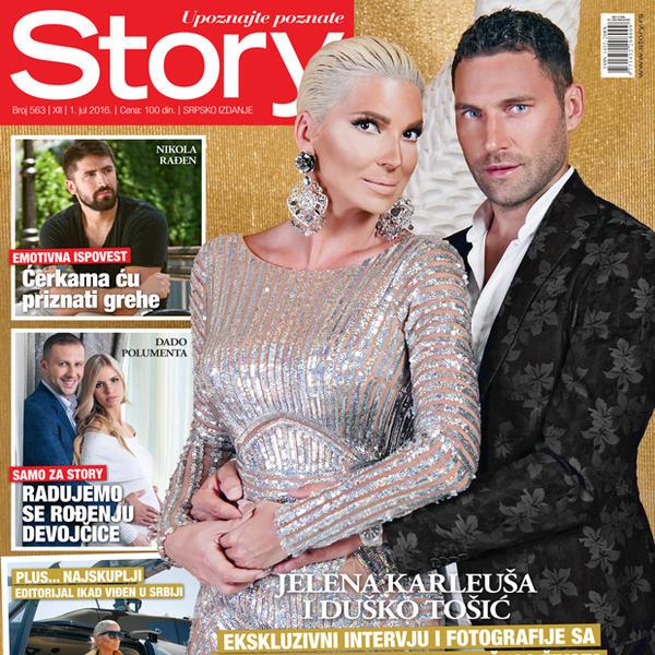 Jelena Karleuša i Duško Tošić: Sve tajne naše ljubavi