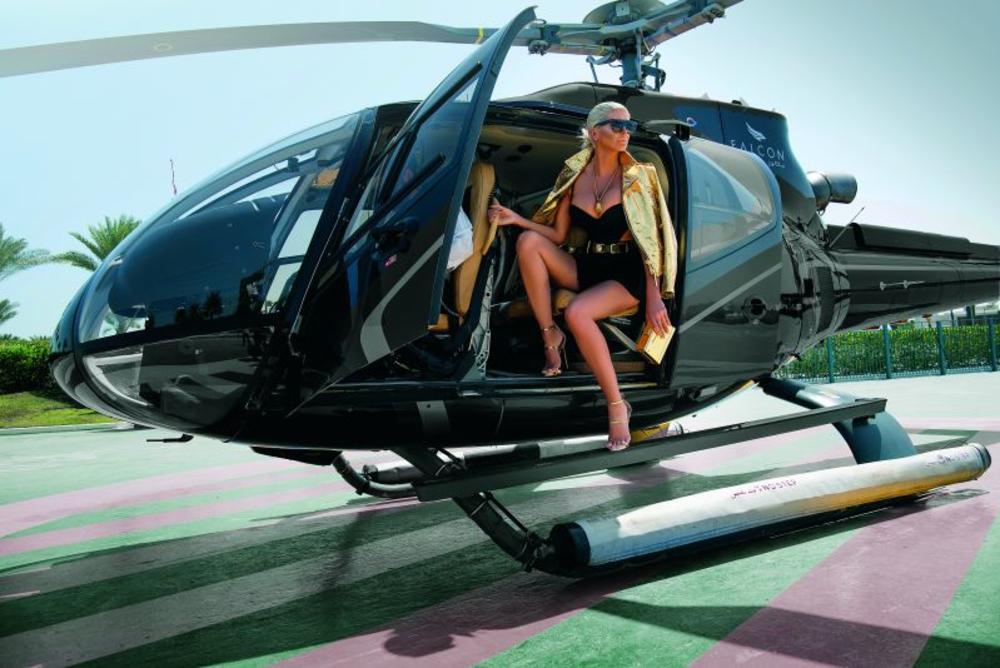 Umesto helikoptera, Jelena će dobiti avion