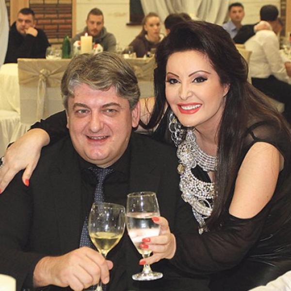 Oporavak nakon operacije: Dragana Mirković otputovala sa suprugom u Italiju