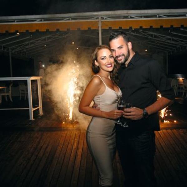 Prijatelj je slučajno odao njihove planove: Aleksandra Prijović i Filip Živojinović spremaju venčanje? (FOTO)