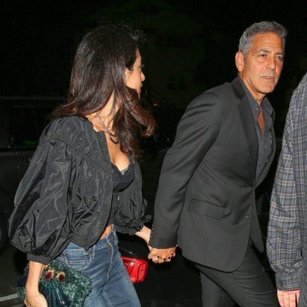 Džordž Kluni, veoma uplašeni šmeker koji uskoro postaje tata jedne devojčice i jednog dečaka: Smatrali smo da je jedno dete dovoljno (FOTO)
