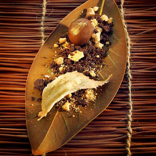 Ukusni brauni od kestena bez brašna, preliven tamnom čokoladom