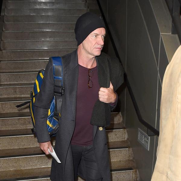 Sting stigao u našu prestonicu: Pre nego što je sleteo u Beograd poznati pevač se već susreo sa problemima (FOTO)