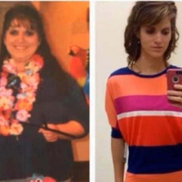 Jela je samo ove 3 namirnice i bukvalno se PREPOLOVILA: Dijeta majke koja je imala 118 kilograma (VIDEO)