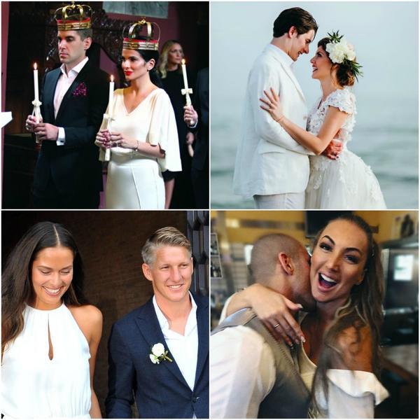25 najglamuroznijih venčanja poznatih koja su obeležila 2016. godinu: Ko se venčao tajno, a ko je jedina mlada koja je nosila pantalone? (FOTO)