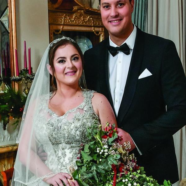 Danica Karić i Nikola Stojilković: Svi detalji gala venčanja
