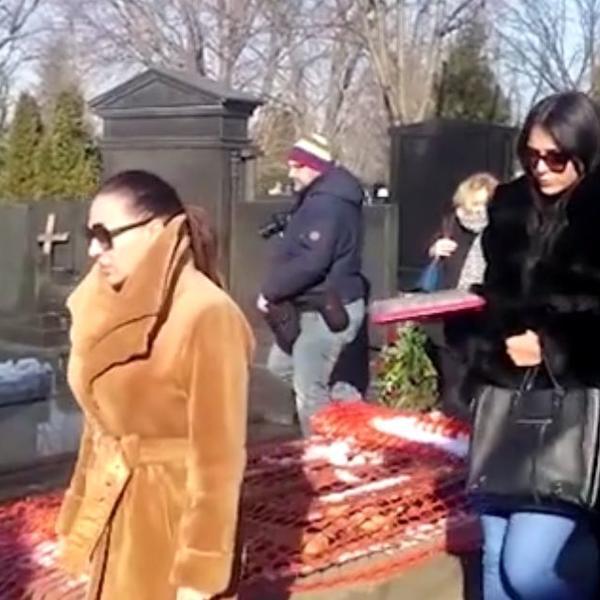 Tragedija ih je sve spojila: Veljko, Anastasija, Sofija i Anđela Ražnatović ispoštovali poslednju želju svog oca (FOTO)