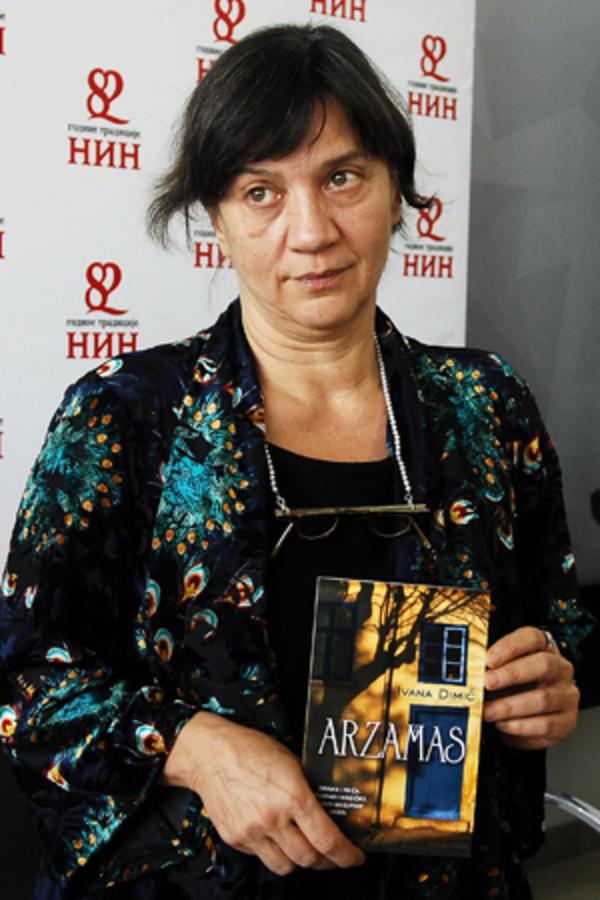 Priča o ljubavi koja pobeđuje smrt: Dobitnica Ninove nagrade Ivana Dimić otkriva svoju inspiraciju! (FOTO)