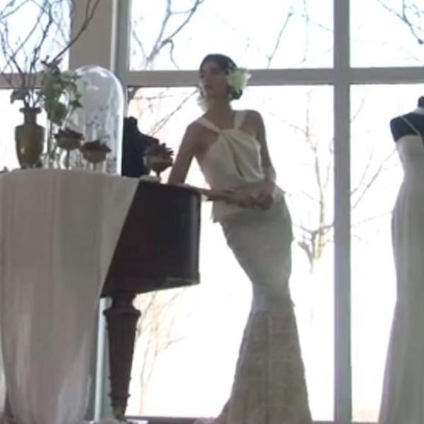 Neobične, ekstravagantne, prefinjene: Ovi modeli venčanica su trenutno najveći trend! (VIDEO)