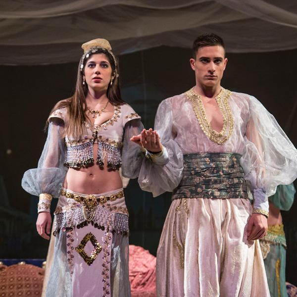 Dvostruko slavlje u pozorištu Boško Buha uz premijerno izvođenje predstave Aladinova čarobna lampa