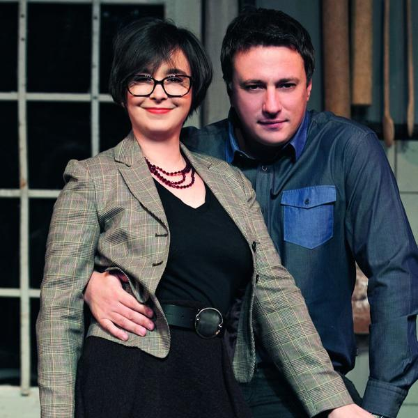 Katarina Žutić i Andrija Milošević: Ulepšavamo život jedno drugom