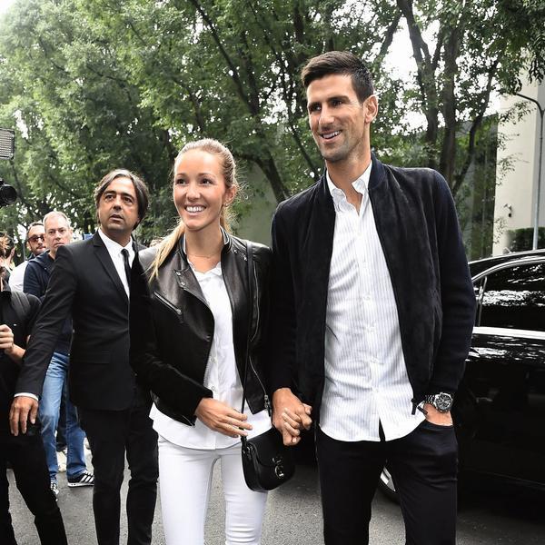 Kada je Novak rekao svoju želju, svi su znali za koga je: Jedna pesma je ovih dana u porodici Đoković pravi hit (FOTO)
