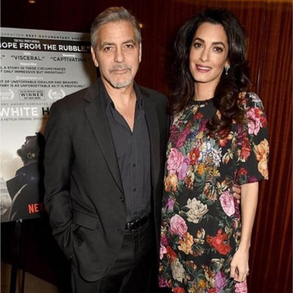 Odbija savete lekara i tera po svome: Amal Kluni rizikuje zdravlje svoje dece zbog mišljenja jedne žene? (FOTO)