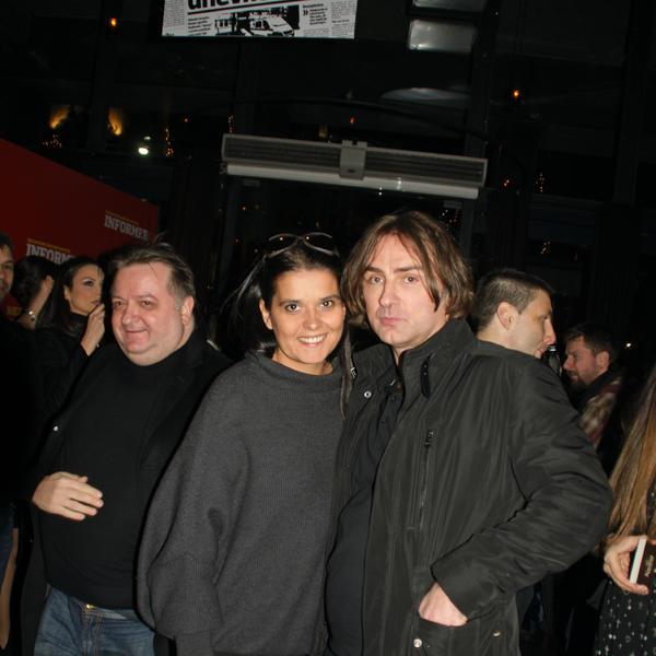 Bez njegove upečatljive frizure, retko ko bi ga prepoznao: Ovako su Milica i Željko Mitrović izgledali nekada (FOTO)