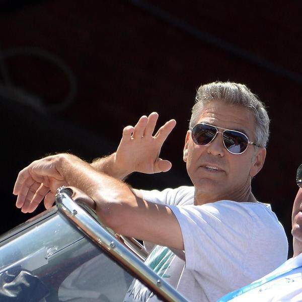 Džordž Kluni OBRADOVAO jednu damu, a nije njegova supruga! (VIDEO)