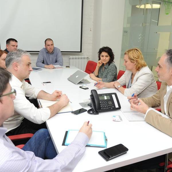 Reporteri bez granica gosti Adria Media Grupe