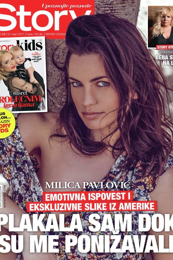 Milica Pavlović: Plakala sam dok su me ponižavali