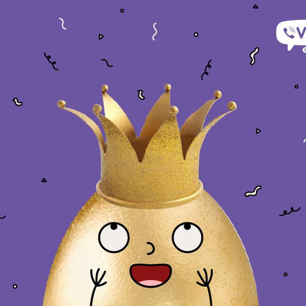 Proslavite Uskrs veselo: Kucanje Viberovim jajima na novom prazničnom botu