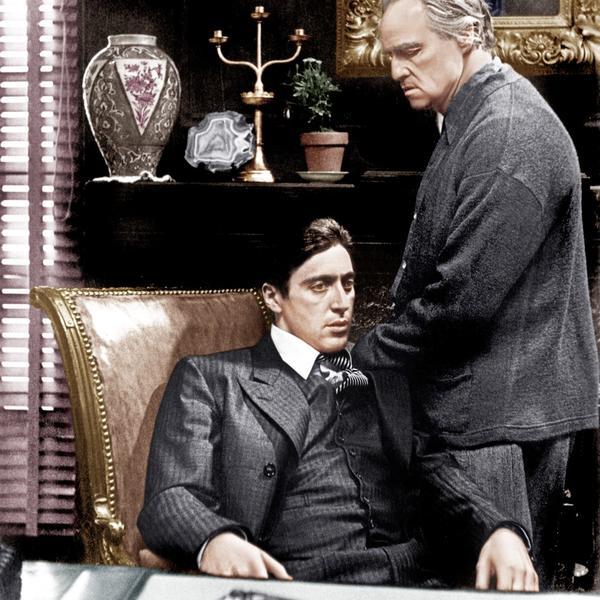 Dobio ulogu u kultnom filmu jer je žilavi Italijan: Otkriveno kako je Al Paćino zaigrao u Kumu (FOTO)