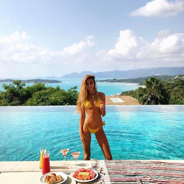 Posao iz snova uz malo sreće: Upoznajte Sjenu, Instagram modela - ona uživa i po postu zarađuje 15.000 dolara! (FOTO)