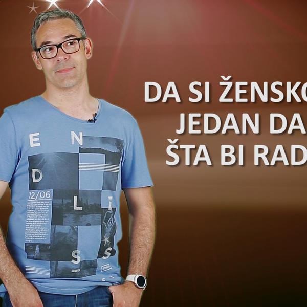 Miloš Maksimović: Pobegao sam sa televizije zbog nepristojne ponude