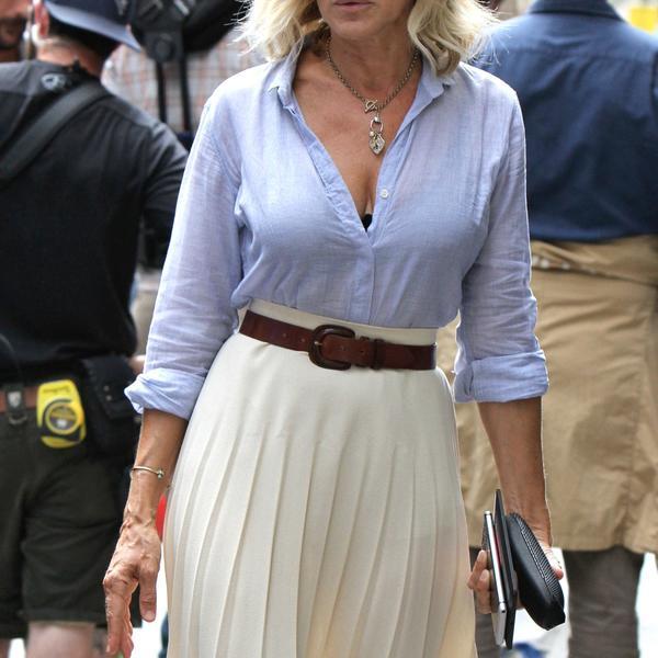 Bez trunke glamura: Sara Džesika Parker neočekivanom fotografijom dokazala da mamama baš ništa nije teško