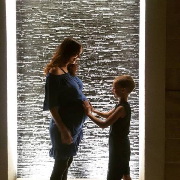 Bez bebe u naručju: Nataša Pavlović oglasila se prvi put nakon porođaja (FOTO)