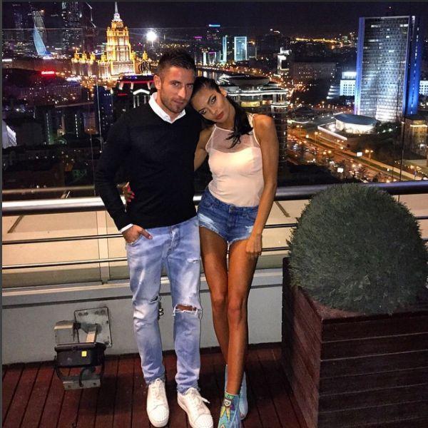 Devojka fudbalera Zorana Tošića Bambija jedna je od najseksepilnijih trudnica: Ne odustaje od provokacije (FOTO)