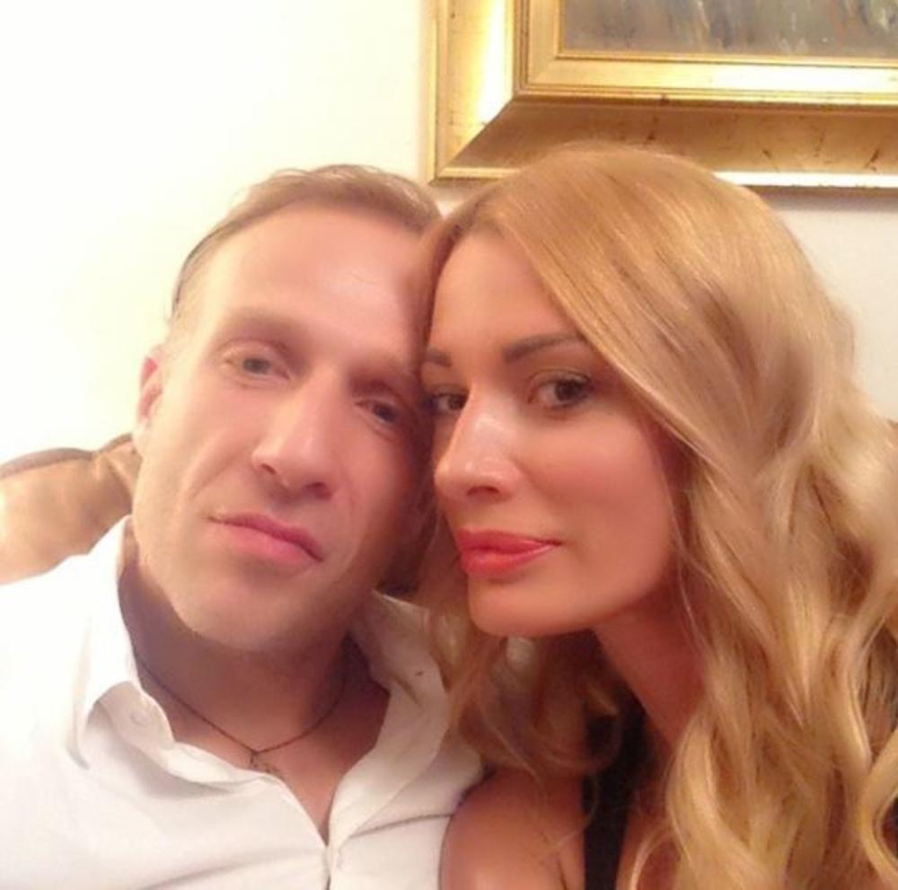 Image result for milan kalinic i njegova supruga