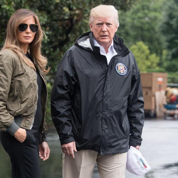 Sjajna 2017. u znaku Melanije Tramp: 10 odevnih kombinacija kojima je prva dama Amerike pomerila granice mode (FOTO)