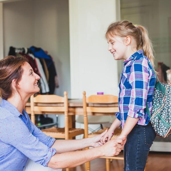 Razgovarajte sa mališanima: 8 načina da olakšate ovaj stresan period svojim prvacima (VIDEO)