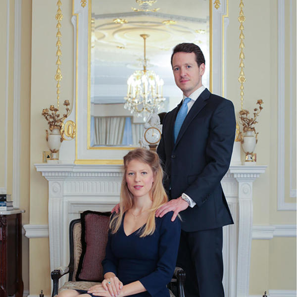 Slatke reči sa tajne lokacije gde provode medeni mesec: Princ Filip i princeza Danica otkrili svoju viziju braka