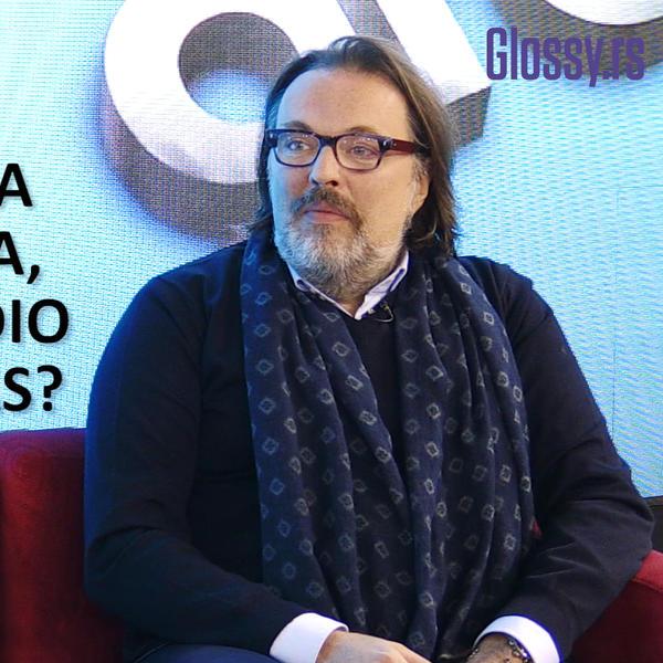 Igor Todorović: Jeo bih kolače do sudnjeg dana (VIDEO)