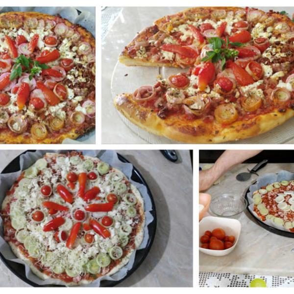 Pica na kojoj će vam  i Italijani pozavideti: Savršena priprema u celih 15 minuta (FOTO)