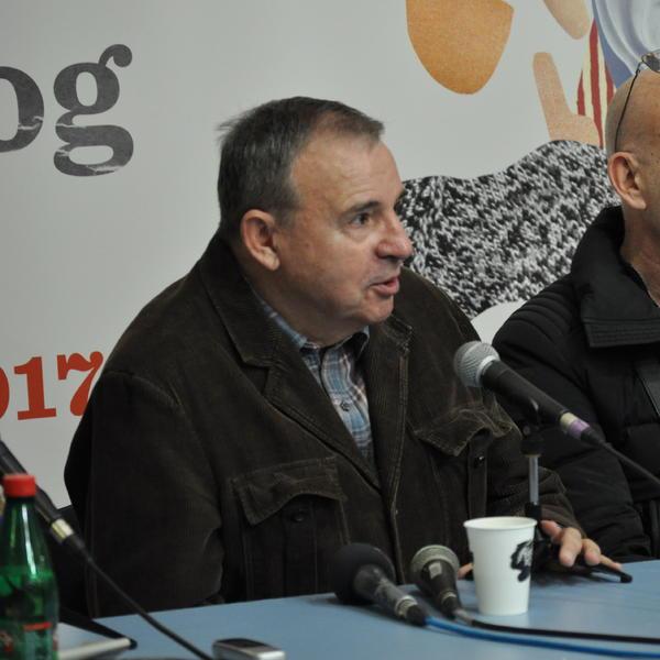 Premijerno na FAF-U: Goran Marković predstavio film Mnoštvo i manjina (FOTO)