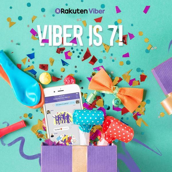 Viber proslavlja 7 godina besplatnog i bezbednog povezivanja sveta