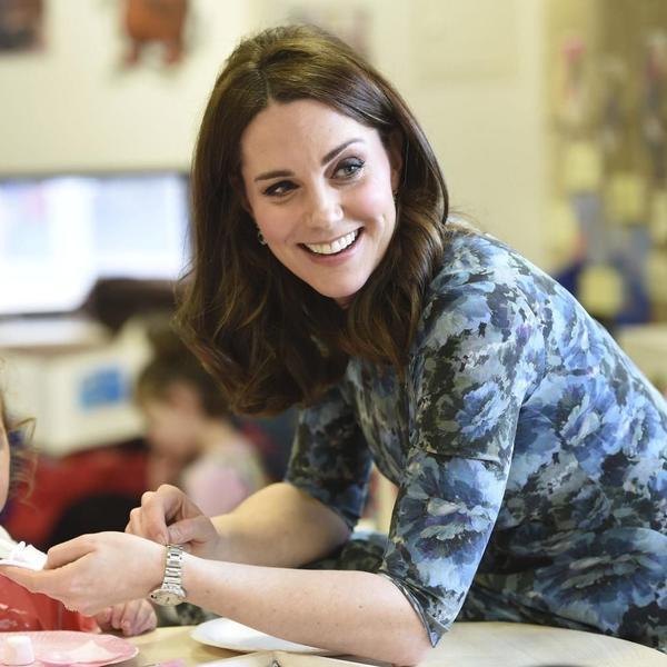 Ko kaže da trudnice mogu da nose samo ravnu obuću? Kejt Midlton obožava ove ultratrendi salonke! (FOTO)