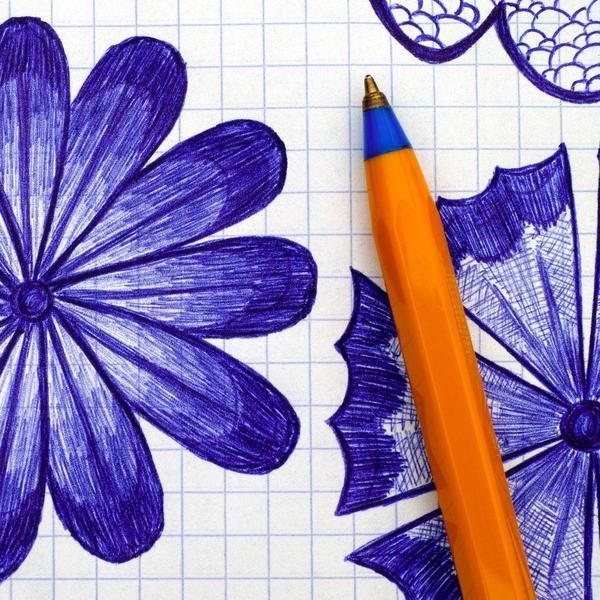 Cvetići, srca ili kockice? Ono što crtate iz dosade mnogo govori o vašoj ličnosti