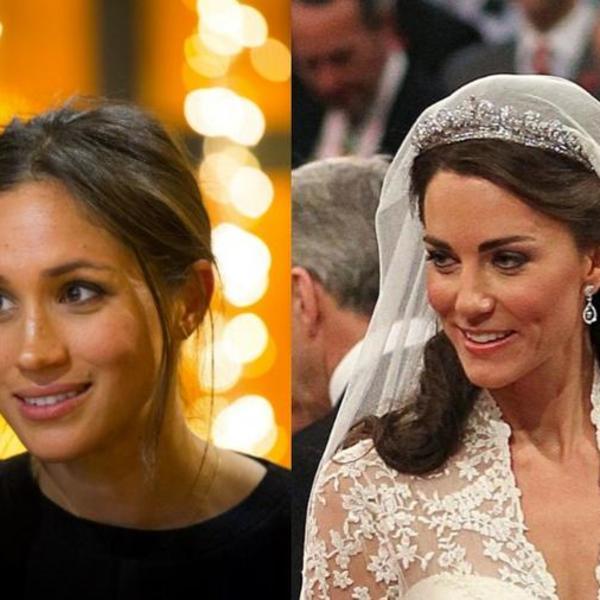 Da li je ovim potezom definitivno skinula Kejt Midlton sa trona? Megan Markl još uvek nije deo kraljevske porodice, ali je svoju jetrvu već pobedila (FOTO)