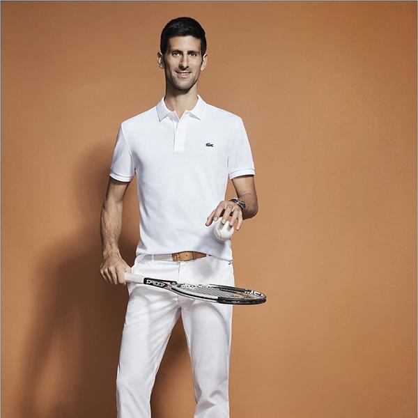 Novak Djokovic Glossy