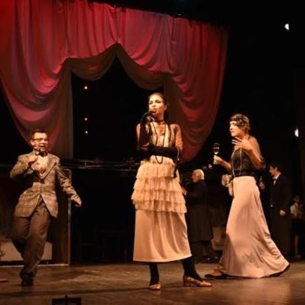 Šabačko pozorište gostuje 17. januara na Sceni Raša Plaović sa predstavom Mata Hari