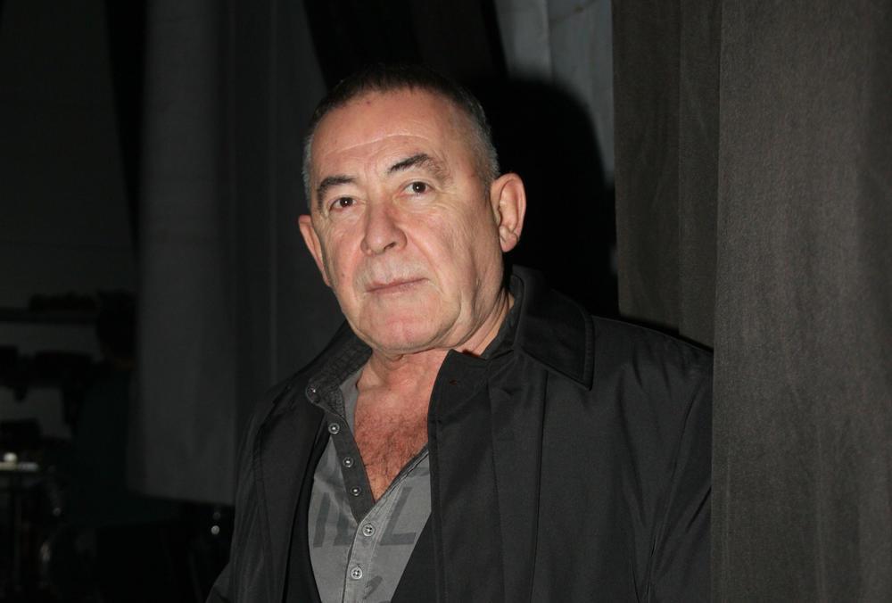 Poznati glumac Milutin Mima Karadžić