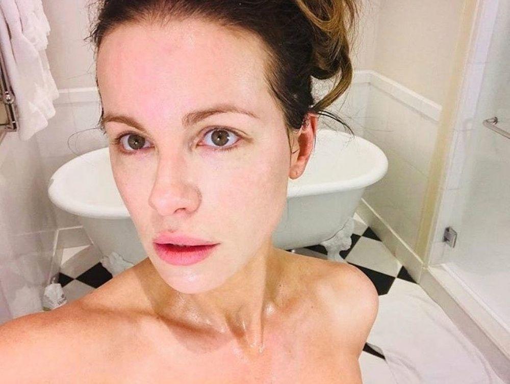 Bez šminke, Kejt Bekinsejl