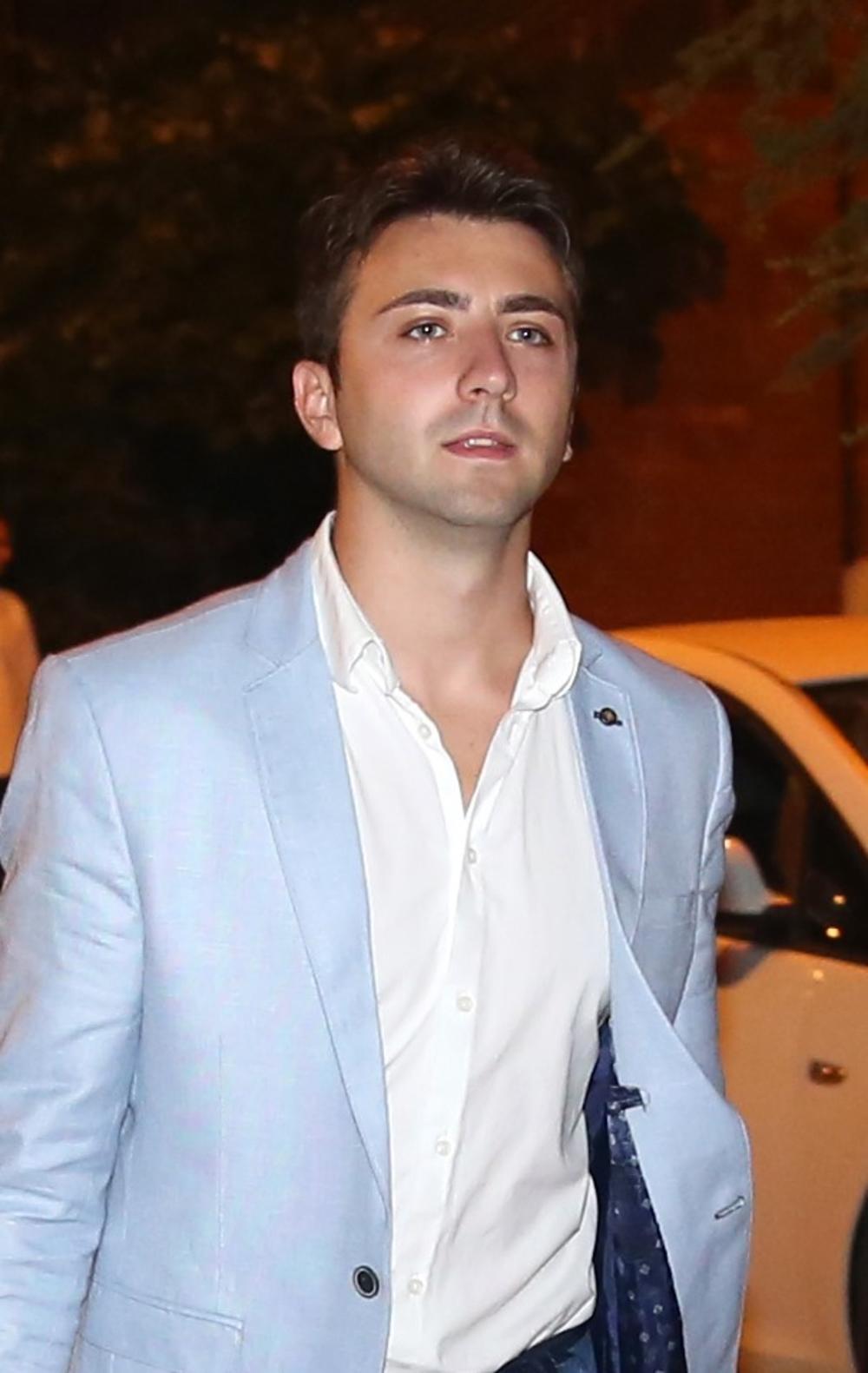 <p>Stefan Petrušić postao je otac jednog dečaka!</p>