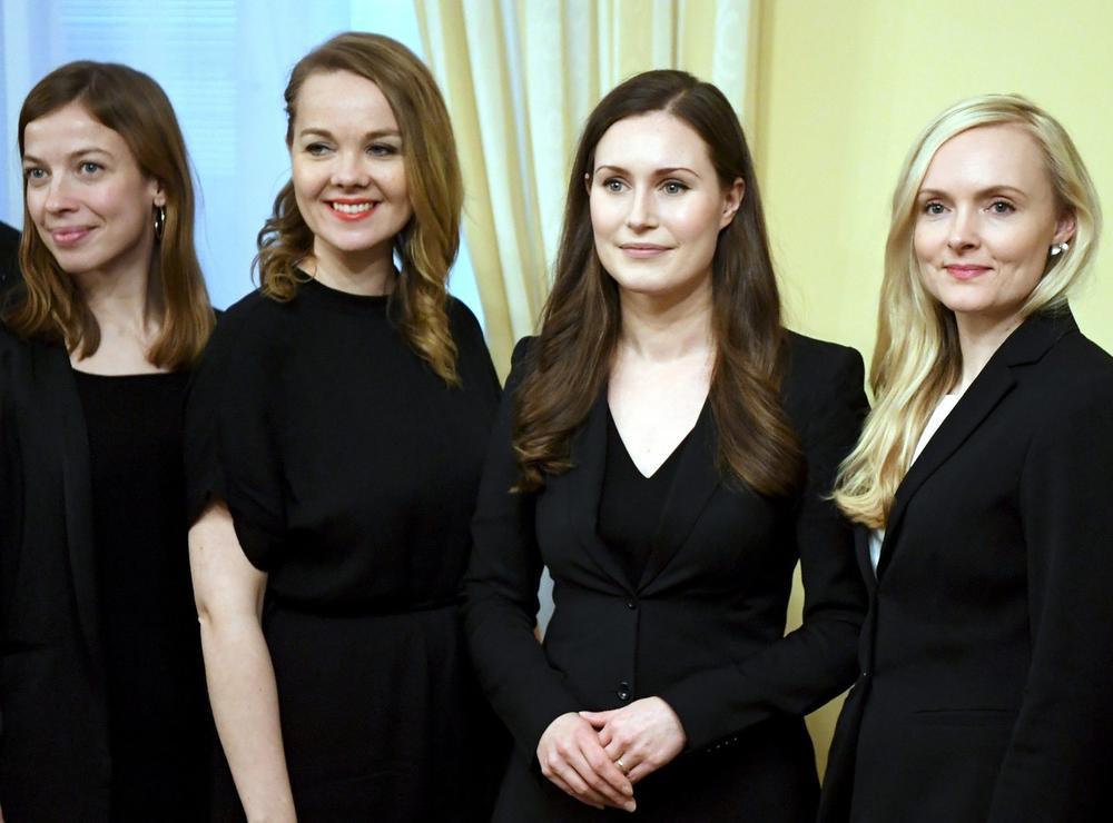 <p>Finska je postala prva zemlja na svetu čiju vladu <strong>predvode žene</strong>!</p>