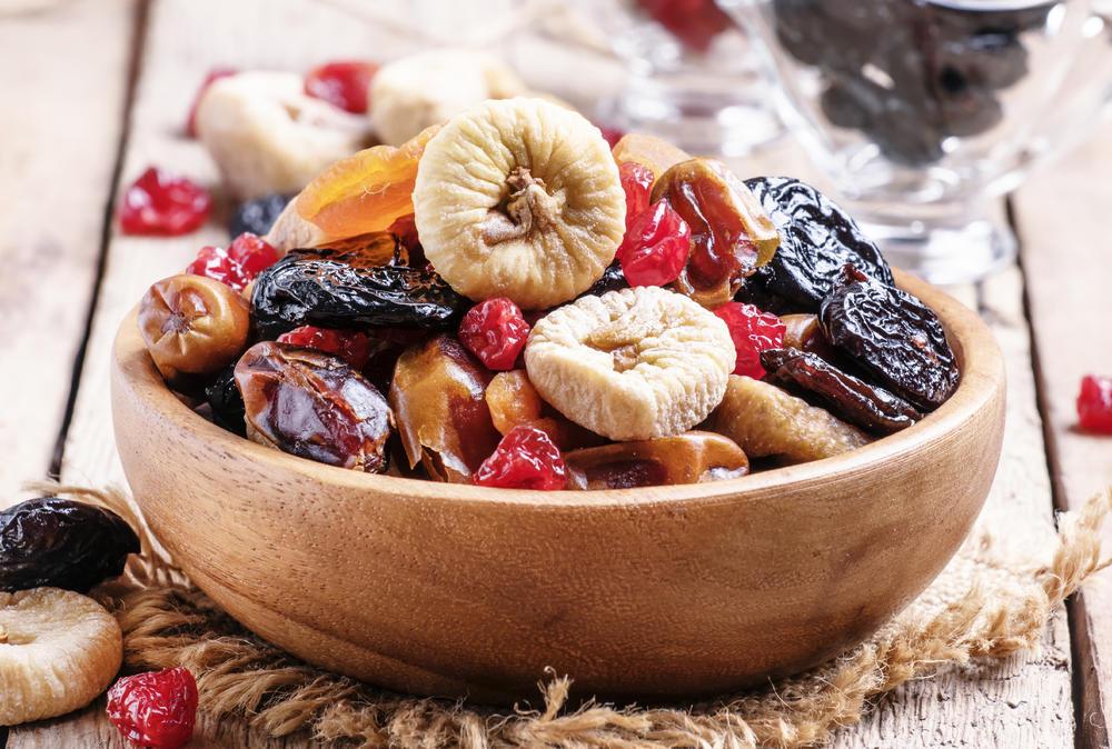 suvo voće, sušeno voće